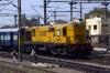 JHS WDM2S 17545 shunts stock at Allahabad Jct