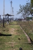 Old MG platforms at Aunrihar Jct for the line to Jaunpur Jct