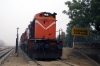 LDH WDG3A 13321 at Anupgarh after arrival with 59708 0805 Suratgarh Jct - Anupgarh