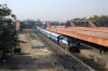 ABR WDM3A 16354 at Jodhpur after arrival with 54814 0500 Barmer - Jodhpur