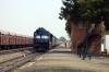 ABR WDM3A 16659 arrives into Banar with 54703 1905 (P) Abohar - Jodhpur
