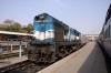 ABR WDM2 17648 at Jodhpur after arrival with 22478 0600 Jaipur Jct - Jodhpur SF Exp
