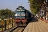 RTM WDM3A 16834 shunting at Bhuj