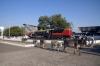 YP 2211 outside Bhuj Railway Station