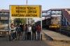 SBI YDM4 6295 stabled at Mahesana Jct