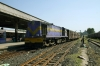 SBI YDM4 6386 arrives at Sabarmati Jct with 52906 1355 Ahmedabad Jct - Mahesana Jct