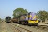 SBI YDM4 6557 at Naroda with 52919 1350 Himmatnagar - Ahmedabad Jct