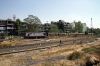 SBI YDM4 6325 departs Ahmedabad Jct with 52906 1355 Ahmedabad Jct - Mahesana Jct