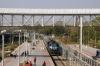 ABR WDM3A 16354 arrives into Ahmedabad Jct with 19224 0740 (P) Jammu Tawi - Ahmedabad Jct