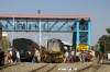 SBI YDM4 6220 at Veraval after arrival with 52950 0805 Delvada - Veraval Jct