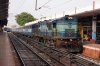 KJM WDG3A 13249 at Bangalore City after arrival with 56580 1400 Nelamangala - Bangalore City