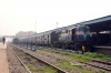 TKD WDP1 15022 at Firozpur Cantt after arrival with 54561 0650 Ludhiana Jct - Firozpur Cantt