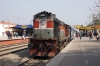 LDH WDM3A 16279 at Abohar with 54559 1245 Fazilka Jct - Bathinda Jct