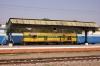 SSB WDS6 36537 stands spare at Delhi Cantt