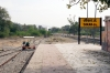 Sikar Jct - looking towards Ringas; BG construction works continue on the Sikar - Loharu section