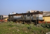 NKE outbased YDM4 6752 at its base of Jhanjharpur Jct, the only one given a JJP state of the art paint job.....
