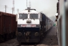 WDP4 20072 passes through Rangapani with 14056 2330 (13/03) Delhi Jct - Dibrugarh
