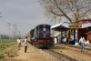 LMG YDM4 6661 waits at Katakhal Jct with 52577 0730 Dharmanagar - Silchar