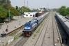 TKD WDM3D 11249 arrives Kashipur Jct with 55308 1045 Ramnagar - Moradabad Jct