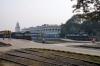 Mysore Jct (L) KJM WDG3A 13268 with 56204 0720 Mysore Jct - Chamarajanagar & (R) KJM WDG3A 13273 after arrival with 17302 2045 (21/11) Dharwad - Mysore Jct