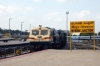 GY WDG4s 12427/609 run through Mysore Jct with a petroleum train