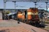 GTL WDG3A 14633 at Secunderabad Jct after arrival with 17001 1710 (17/11) Sainagar Shirdi - Secunderabad Jct