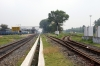 MG line leading into Thiruvarur Jct, closed for good on 19/10/2012