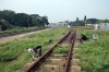 Thiruvarur Jct MG station after closure on 19/10/2012