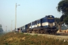 SPJ WDG3A 14747 at Kakarghatti with 55575 0800 Darbhanga Jct - Biraul