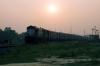 HWH WDM2 18572 departs Sakri Jct with 53041 0715 (P) Howrah - Jaynagar