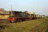 Demic NKE YDM4's 6458, 6590, 6532 & 6512 at Jhanjharpur Jct