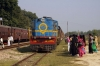 IZN YDM4 6479 arrives into Shahi with 52216 1300 Pilibhit Jct - Izatnagar