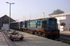 IZN YDM4 6612 departs Bhojipura Jct with 15309 0810 Izatnagar - Aishbagh