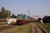 IZN YDM4 6571 arrives into Pilibhit Jct with 52232 1115 Shahjahanpur Jct - Pilibhit Jct
