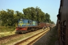 IZN YDM4 6524 waits at Shahi with 52216 1300 Pilibhit Jct - Izatnagar