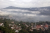 Morning view from viewing point, Haflong, Assam