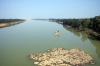River crossing between Bagra Tawa & Suntalai, Madhya Pradesh, on the Jabalpur - Itarsi line