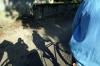 Rickshaw ride across Cooch Behar, West Bengal