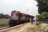 LDH WDM2 17755 at Hoshiarpur with 54637 1145 Hoshiarpur - Jalandhar City
