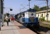 R WDG3A 13406 departs Bhatapara with 18518 2000 (17/10) Visakhapatnam - Korba