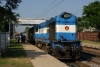 R WDM3A 16130 at Angul with 18303 0610 Sambalpur Jct - Puri