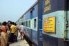 MLY WDM2 17782 at Sainagar Shirdi, having arrived with 17206 0615 (01/10) Kakinada Town - Sainagar Shirdi