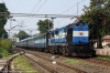 R WDG3A 13218 at Itwari Jct with 58815 1305 Itwari Jct - Tirodi