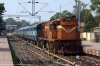 R WDG3A 13593 at Itwari Jct with 58814 1200 Itwari Jct - Ramtek