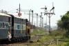 MIB ZDM3A 171 departs Itwari Jct with 58845 1100 Itwari Jct - Nagbhir Jct