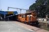 R WDG3A 13593 departs Gondia Jct with 58206 0730 Itwari Jct - Raipur