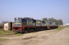 NKE YDM4s 6463 & 6389, both probably not likely to work again, await their fate at Saharsa