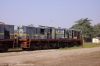 NKE YDM4 6389, probably not likely to work again, awaits its fate at Saharsa