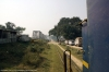View from the cab of NKE YDM4 6682 as it runs the short distance between Jhanjharpur Jct & Lohna Road with 52520 0815 Laukaha Bazar - Sakri Jct