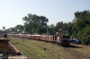MHOW YDM4 6717 departs Khandwa with 52988 2230 (P) Akola - Mhow